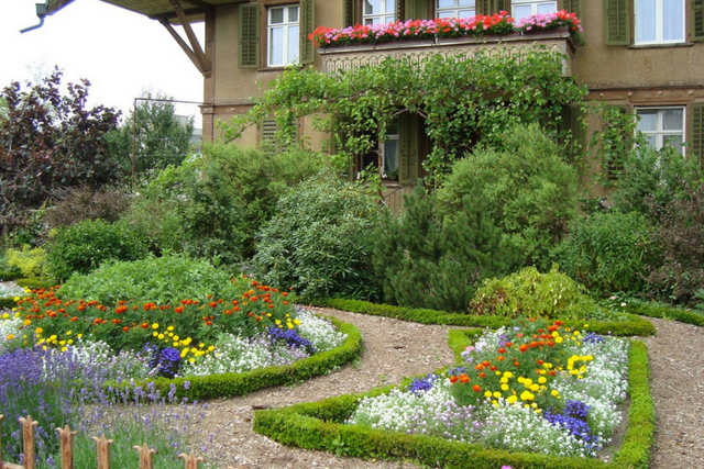 Gardens from East to West: Design Inspirations for Your Own Home