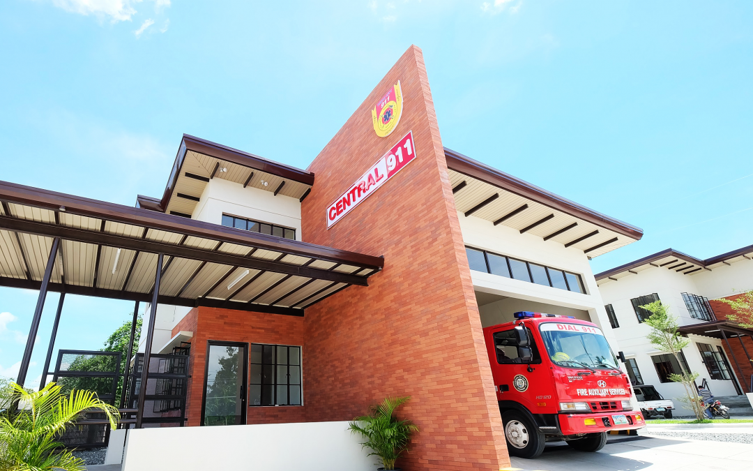 Davao City Inaugurates The Country's First-Ever Integrated Public Safety Facility