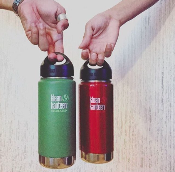 Klean Kanteen is a stylish and eco-friendly alternative to those pesky plastic bottles
