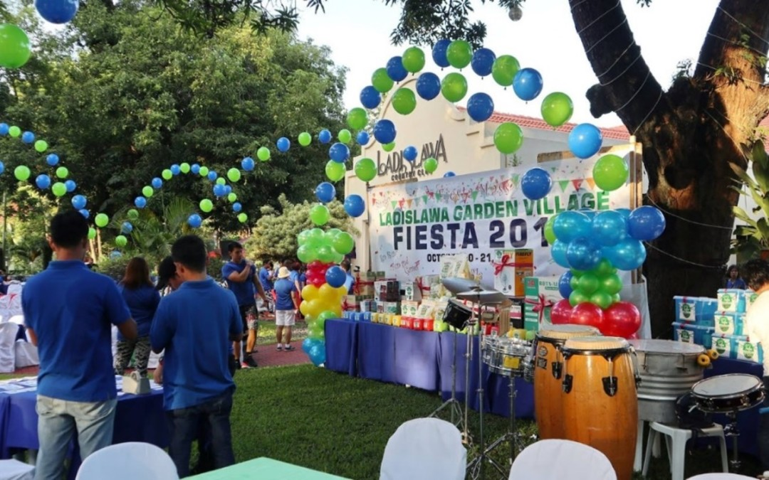 Community & Camaraderie: The Ladislawa Garden Village Fiesta