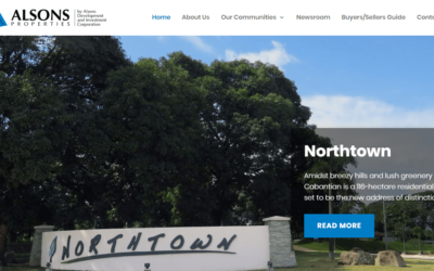 Alsons Properties Launches New Website