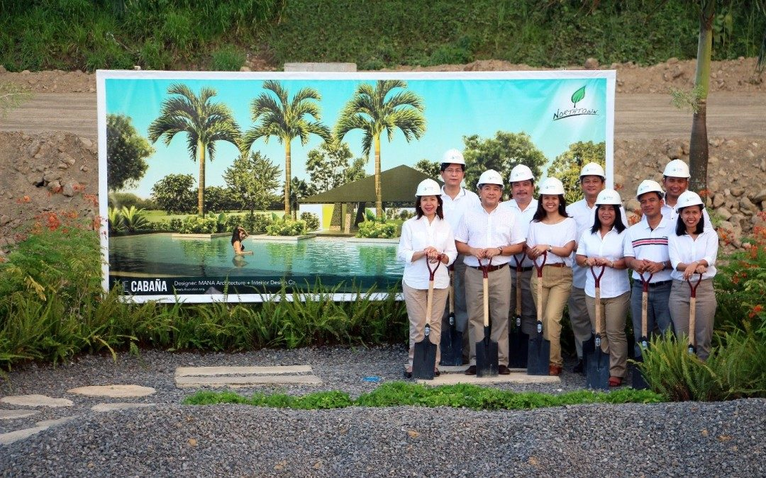 Alsons Dev Breaks Ground for Northtown Phase 1 Cabaña